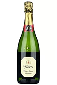 Villiera Brut Natural Chardonnay 2008 - Case of 6
