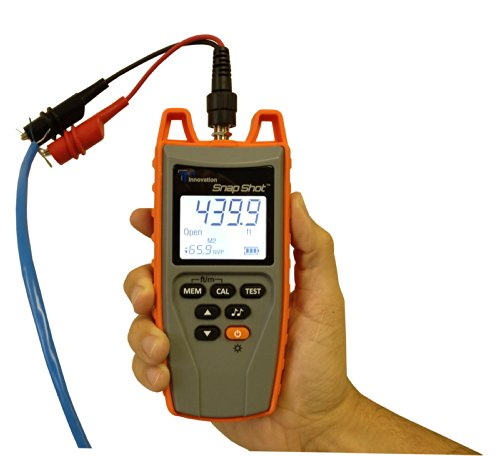 Wire Measuring Device : T innovation ss snap shot fault finding cable length