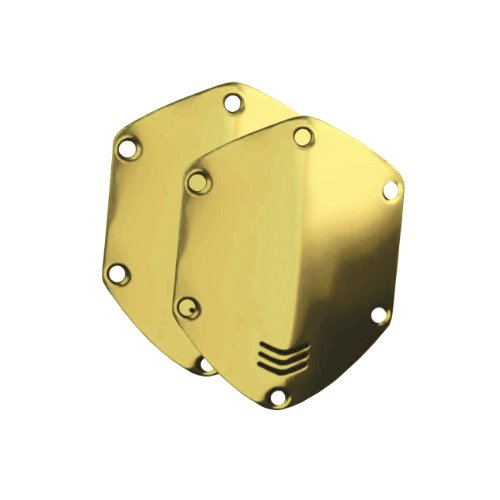 V-Moda Crossfade On-Ear Headphone Metal Shield Kit (Gold)