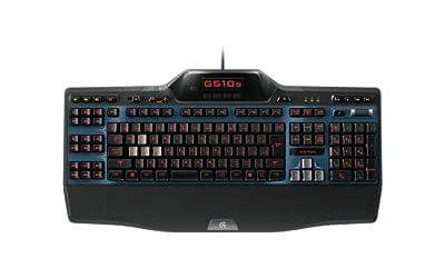 ロジクール G510sのショートカット設定を他PCへ移行する