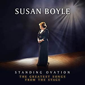 Susan Boyle - Standing Ovation The Greatest Songs From The Stage [Japan CD] SICP-3697