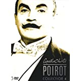 "Agatha Christie - Poirot Collection 4 (3 DVDs)von ""Hugh Fraser"""