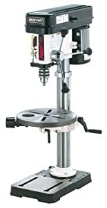 Shop Fox W1668 3/4-HP 13-Inch Bench-Top Drill Press/Spindle Sander