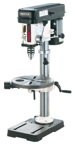 Shop Fox W1668 3/4 HP 13-Inch Bench-Top Drill Press