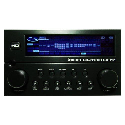 【Amazonの商品情報へ】SOUNDGRAPH PC内の音楽・動画・DVD・写真(スライドショー)をリモコンでコントロール iMON UltraBay-B