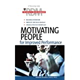 Motivating People for Improved Performance (Results Driven Manager) ~ Harvard Business...