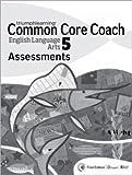 Common Core Coach English Language Arts 5 Assessments