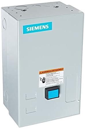 Siemens 14cp32ba81 heavy duty motor starter ambient for Siemens manual motor starter
