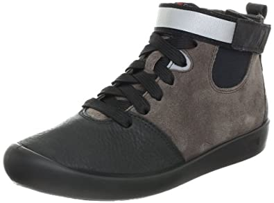 Camper Women's 46542 Fashion Sneaker,Negro,38 EU/8 M US
