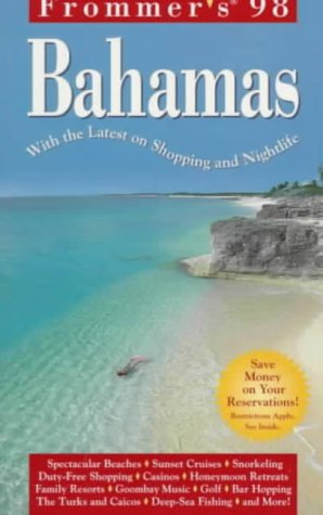 Frommer's Bahamas '98