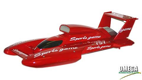 Speed Storm Radio Controlled RC Hydro Boat New