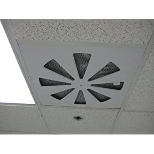 adjustable air conditioning vent cover heating vents. Black Bedroom Furniture Sets. Home Design Ideas