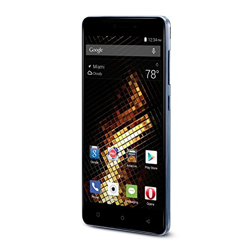 BLU Energy X 2 - With 4000 mAh Super Battery - US GSM Unlocked Smartphone - Black