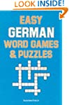 Easy German Word Games and Puzzles (L...