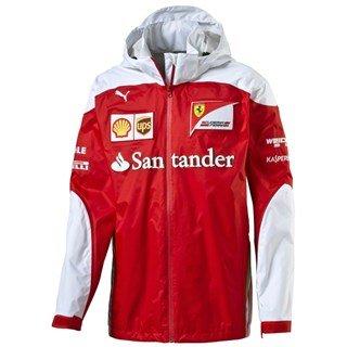 Scuderia Ferrari -  Giacca - Uomo Rouge - Rouge XL