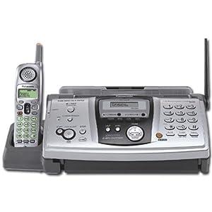 panasonic phone and fax machine