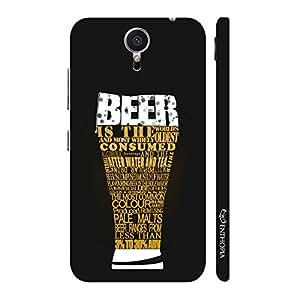 Enthopia Designer Hardshell Case Beer Love Back Cover for Meizu M2 Note