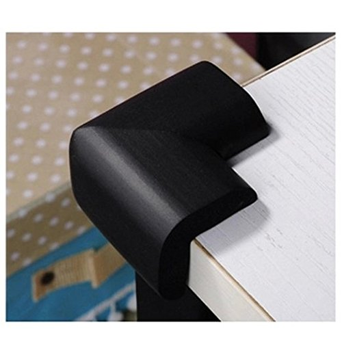 Kinglake 12 Pcs Thick Baby Safety Soft Corner Guards Baby Safety Protectors Furniture Corner