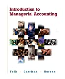 img - for Introduction to Managerial Accounting book / textbook / text book