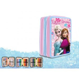 Disney - Frozen - Triple Plumier