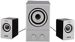 Zebion Muze Maxi Speakers (2.1 Format) - 3800 Watts PMPO