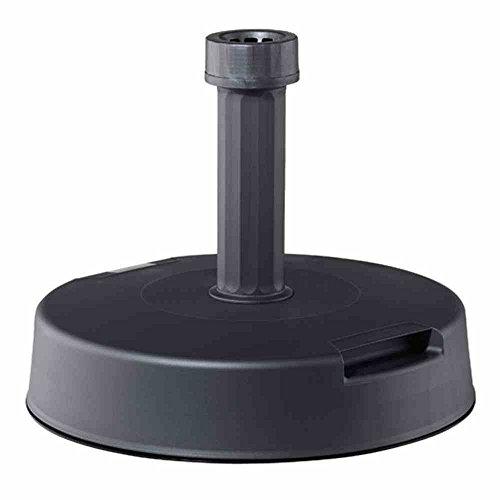 Helcosol 669801 LF20KP/A - Base di ombrellone, 20kg, colore: Antracite