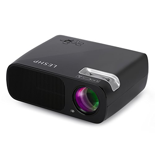 LESHP-1080P-HD-3D-Projector-3200-Lumens-50-Inch-LCD-TFT-Display-Mini-Portable-Multi-Media-for-Home-Cinema-Theater-TV-Laptop-Game-SD-iPad-iPhone-Android-Smartphone-WhiteBlack