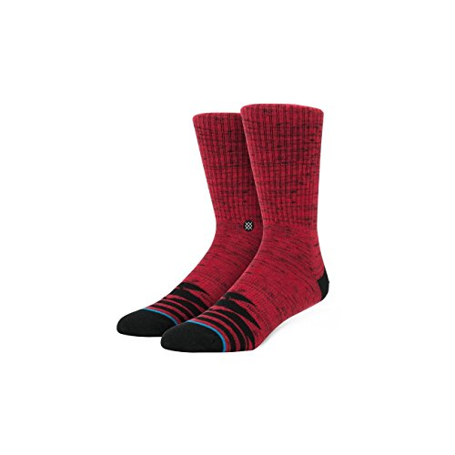 Stance Nautilos Socks Red 43-46