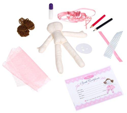 4M Ballerina Doll Making Kit - 1