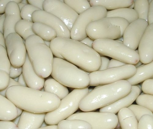 マシュー ホワイト柿の種チョコ 400g