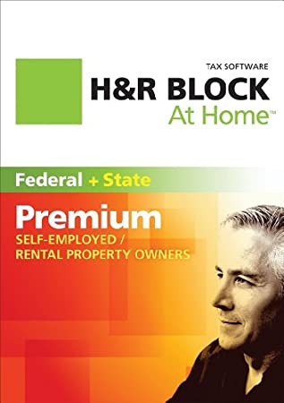 H&R Block At Home Premium + State 2011 Win [Download]