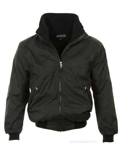 Musto Snug Blouson Men's Jacket Black/Black Small