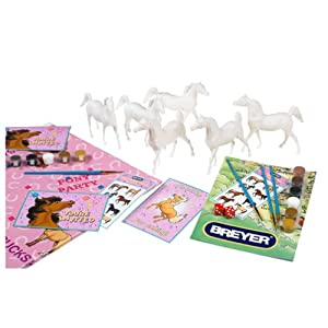Click to buy Breyer Horse Fun Party Pack - 4118from Amazon!