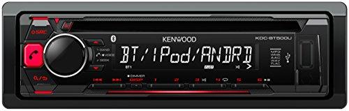 Kenwood-KDC-BT500U-Autoradio-USBCD-Receiver-mit-Bluetooth-und-A2DP-Apple-iPod-Steuerung-schwarz