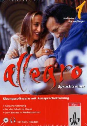 Allegro 1. CD-ROM und Zusatzmatzmaterialien. CD-ROM für Windows 95/98/ME/NT 4/2000