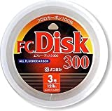 よつあみ(YGK) FC Disk(ディスク) 300m 12lb(3号)