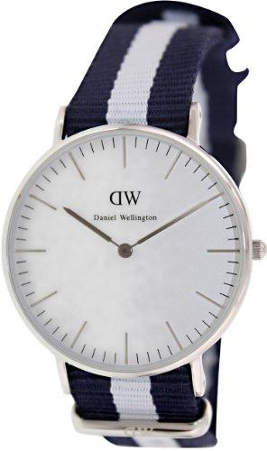 Daniel Wellington - Womens Classic Glasgow - Silver