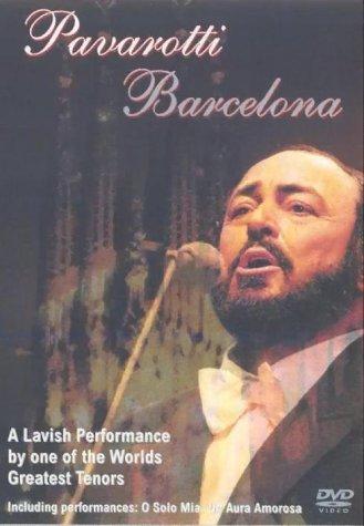 Pavarotti: Barcelona [DVD]