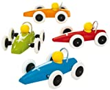 BRIO 30077 Wooden Toys: Racing Car - Red