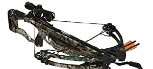 14 Barnett Raptor Crossbow Package w/Red Dot Scope