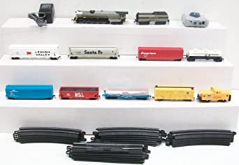 Bachmann Trains Overland Limited Ready - To - Run Ho Scale Train Set