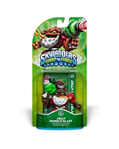 Skylanders: SWAP Force Jolly Bumble Blast Character