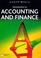 Introduction To Accounting And Finance by Geoff