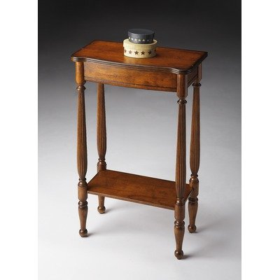 Cheap Masterpiece Console Table in Distressed Antique Cherry (B003XKR0OS)