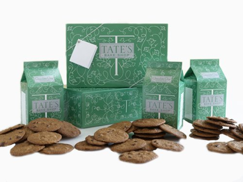Tate's Bake Shop Chocolate Chip Cookie Gift Pack