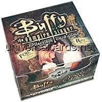 Buffy the Vampire Slayer CCG: Angel's Curse Booster Box [Unlimited]