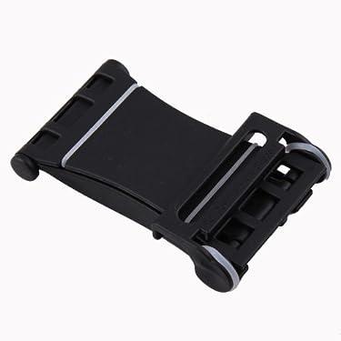 BLACK MINI DESK STAND HOLDER DOCK FOR MOBILE PHONE /SMART PHONE /IPHONE /BlackBerry
