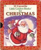 12 Favorite Little Golden Books for Christmas