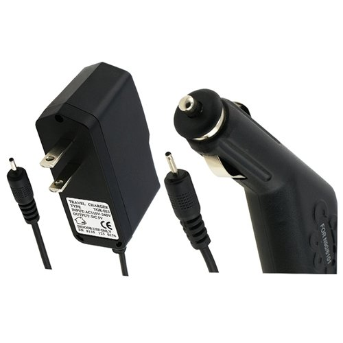 Rapid Car Charger + Home Travel Charger for T-Mobile Nokia 6301