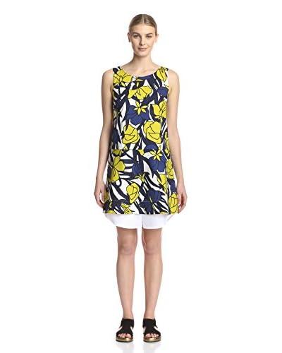 Beatrice B Women's Floral Print Dress